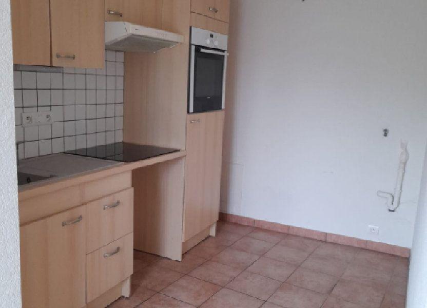 Appartement à louer 44.64m2 à Veigy-Foncenex