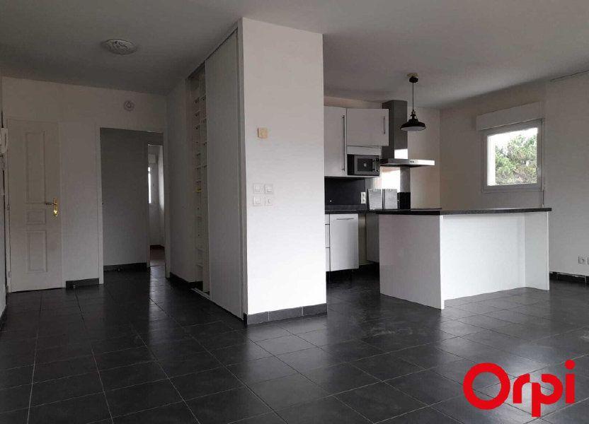 Appartement à louer 69.35m2 à Veigy-Foncenex