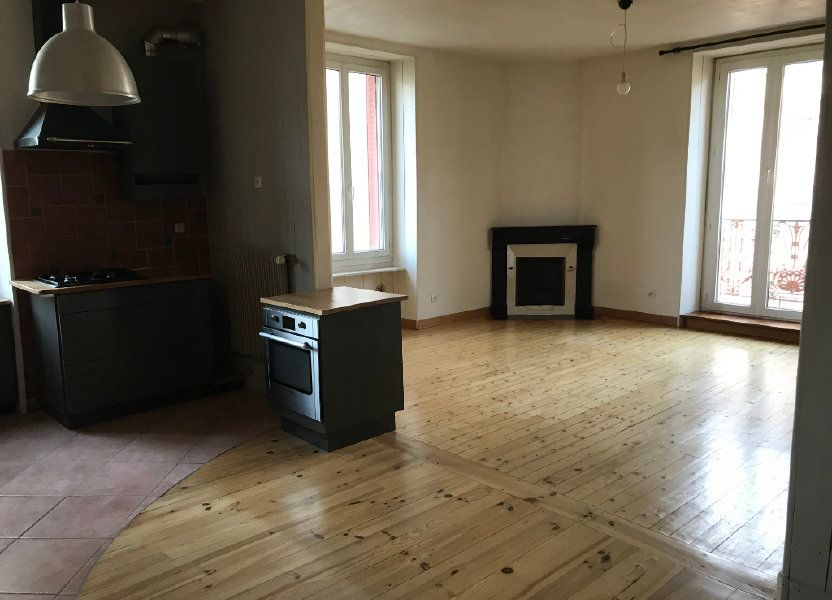 Appartement à louer 64.3m2 à Annemasse