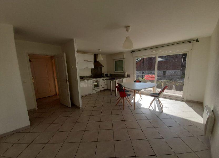 Appartement à louer 45.45m2 à Veigy-Foncenex