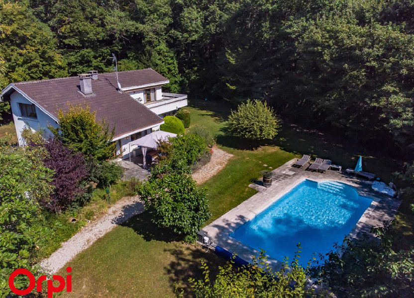 Maison à vendre 156m2 à Veigy-Foncenex