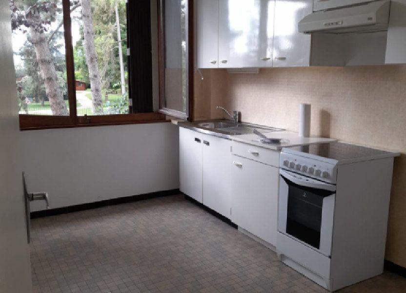 Appartement à louer 52m2 à Veigy-Foncenex
