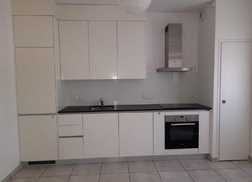 Appartement à louer 38.4m2 à Chens-sur-Léman
