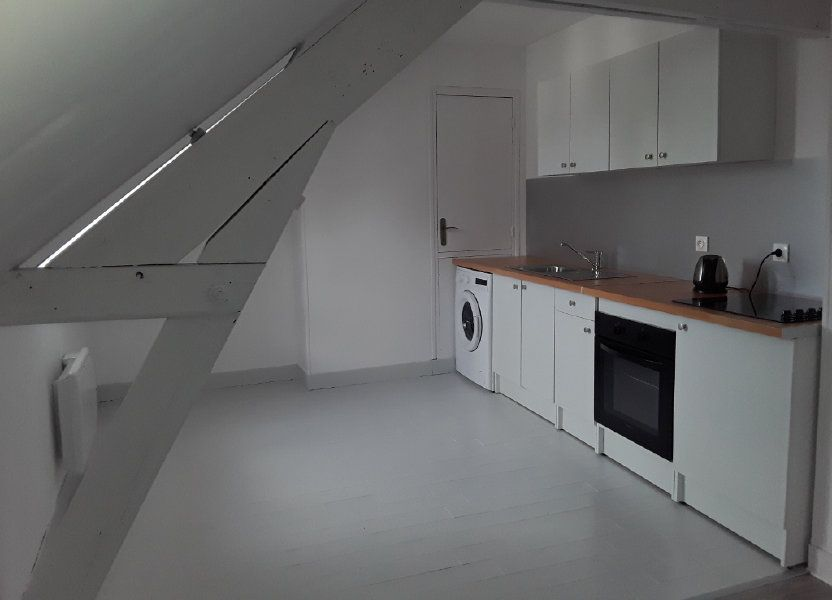 Appartement à louer 28.73m2 à Pont-l'Évêque