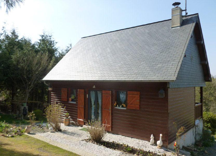 Maison à vendre 42m2 à Quetteville