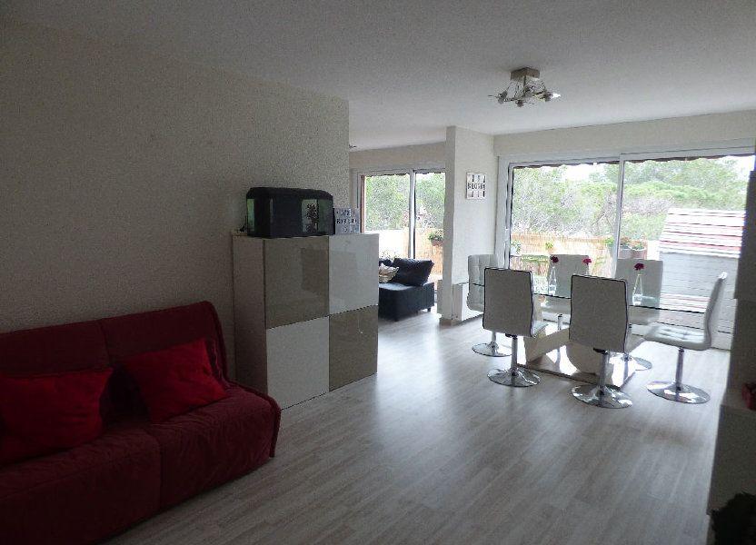 Appartement à vendre 84m2 à Saint-Raphaël