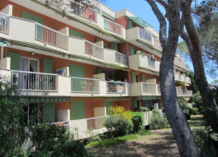 Appartement à vendre 24.11m2 à Saint-Raphaël