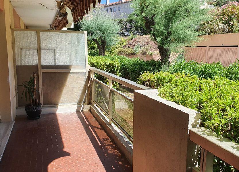 Appartement à vendre 50.48m2 à Saint-Raphaël