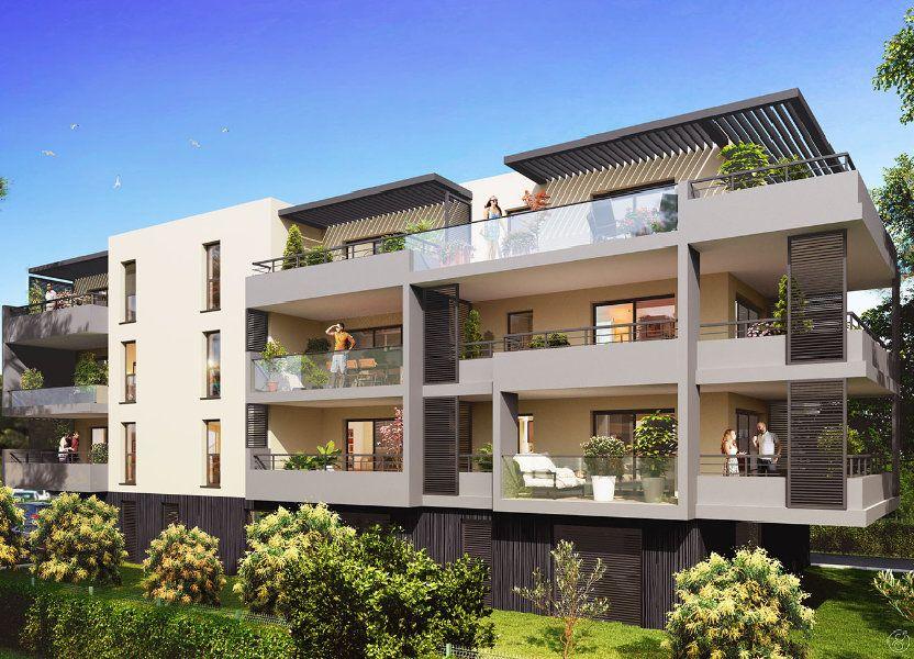 Appartement à vendre 63.43m2 à Saint-Raphaël
