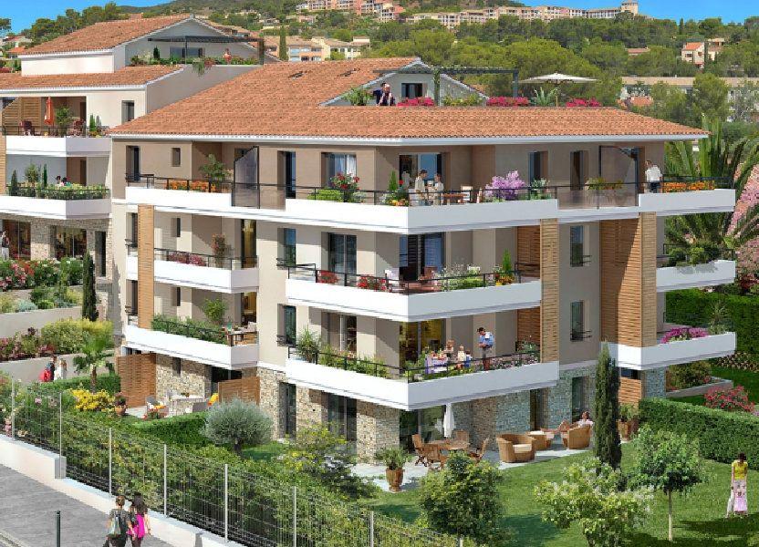 Appartement à vendre 139.16m2 à Saint-Raphaël