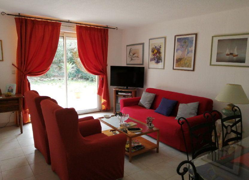 Appartement à vendre 48.25m2 à Saint-Raphaël