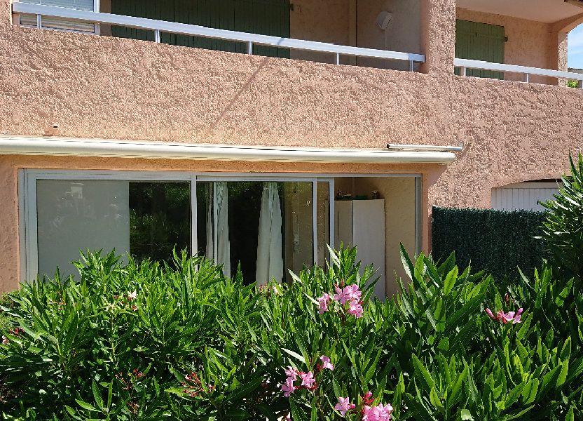 Appartement à vendre 32m2 à Saint-Raphaël