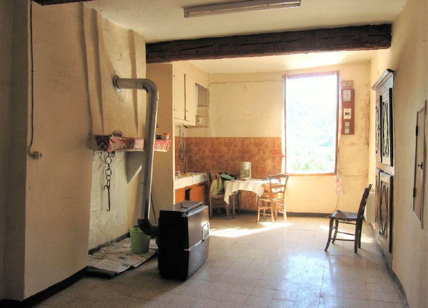 Maison à vendre 110m2 à Le Brusquet