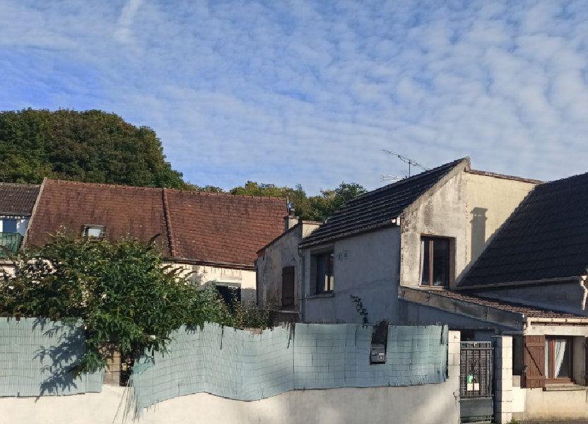 Maison à vendre 118m2 à Charly-sur-Marne