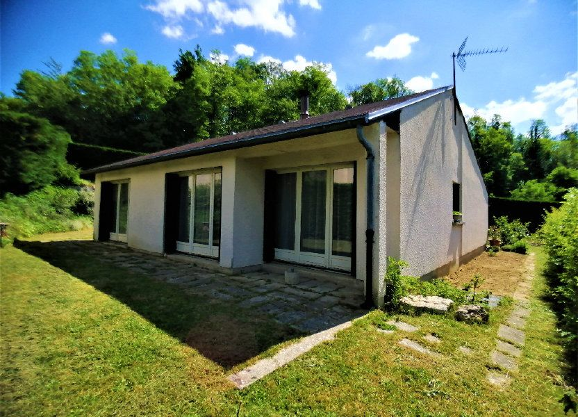 Maison à vendre 91.93m2 à Saâcy-sur-Marne