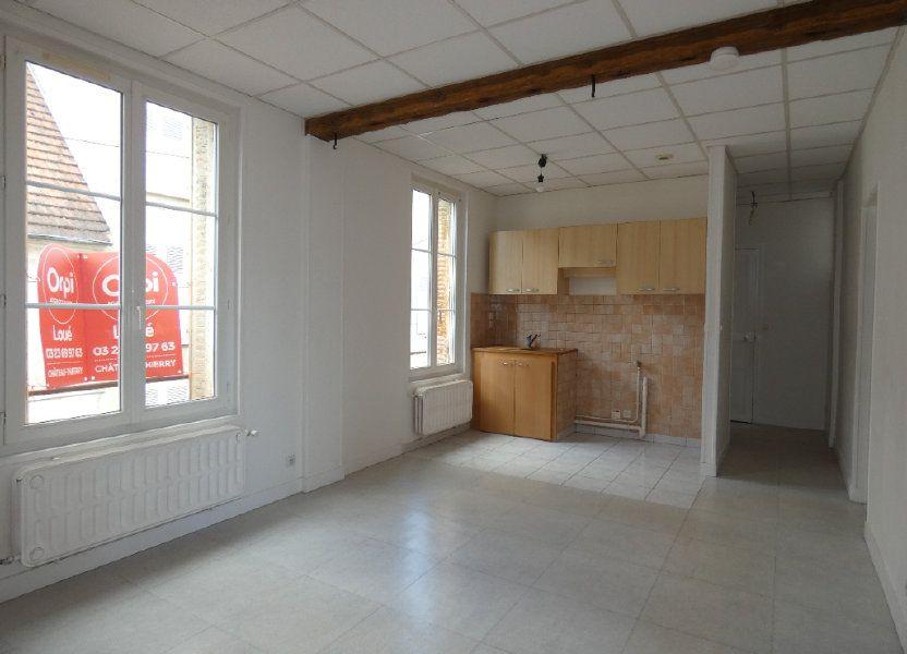 Appartement à louer 52m2 à Château-Thierry