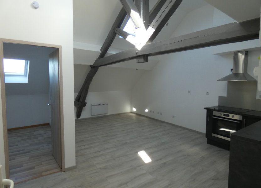 Appartement à louer 32.77m2 à Nogentel