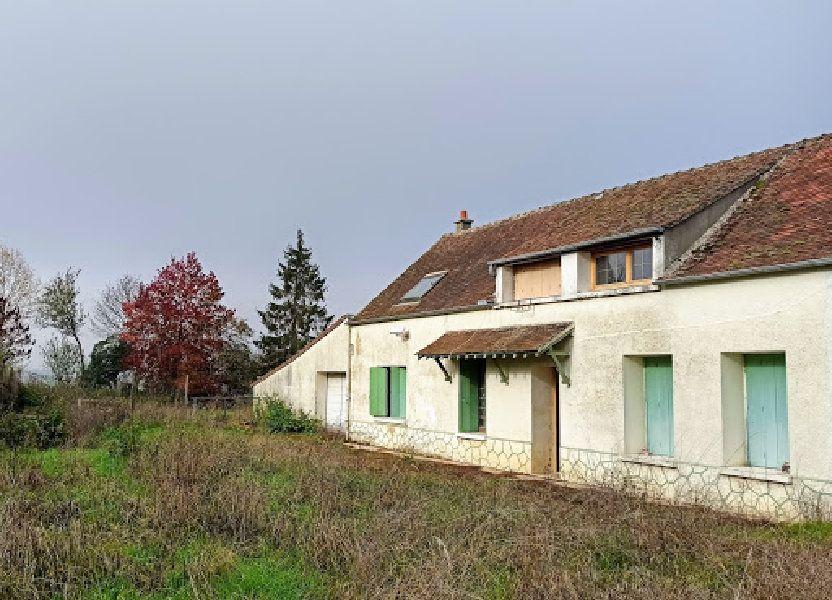Maison à vendre 110m2 à Viels-Maisons
