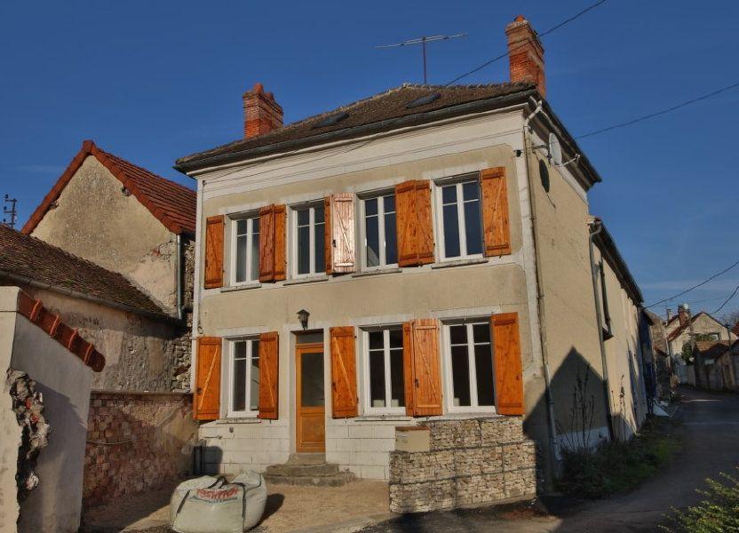 Maison à vendre 72m2 à Baulne-en-Brie