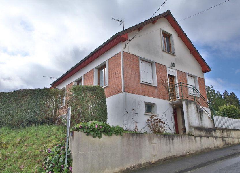 Maison à vendre 95m2 à Chierry