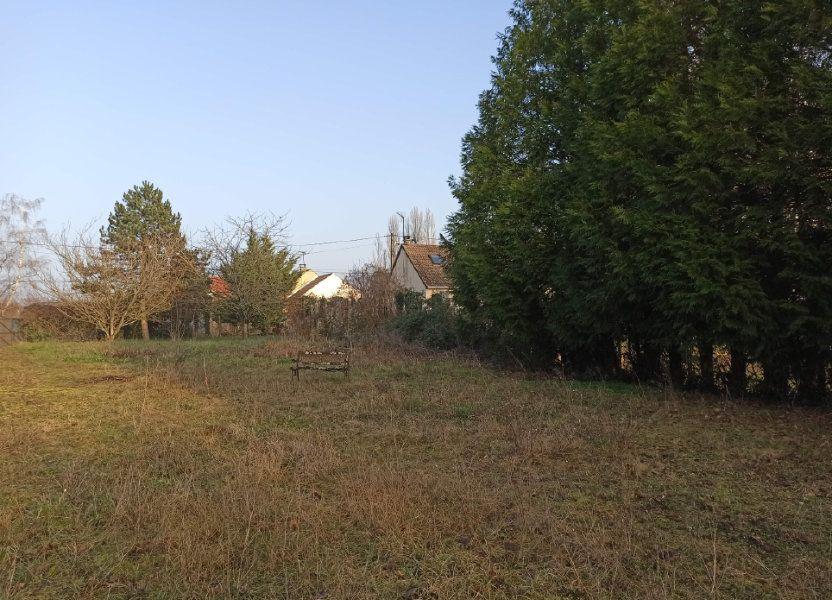 Terrain à vendre 1455m2 à Lizy-sur-Ourcq