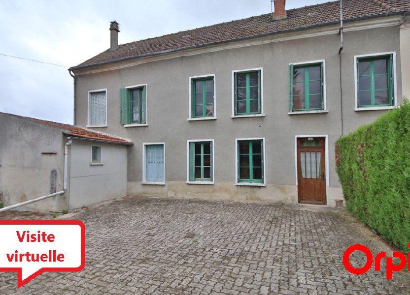 Maison à vendre 155m2 à Courtemont-Varennes