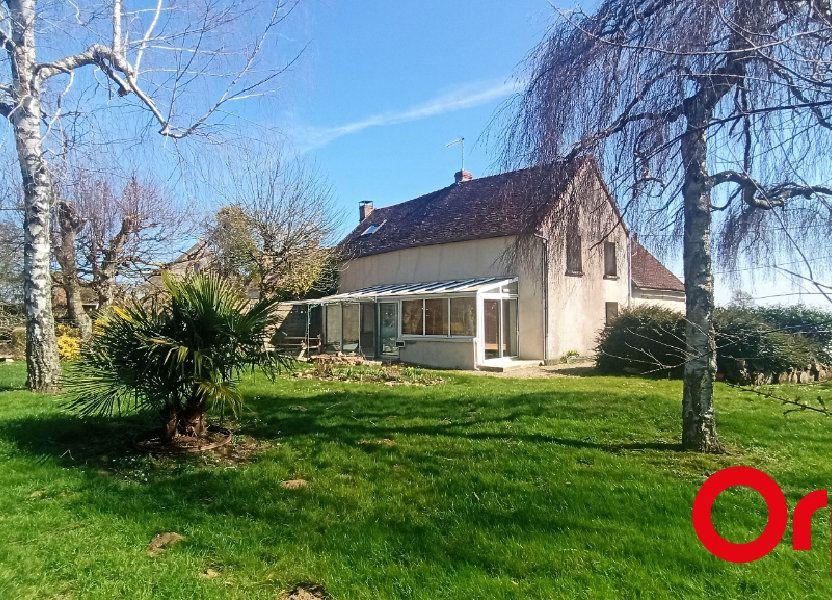 Maison à vendre 170m2 à Courboin