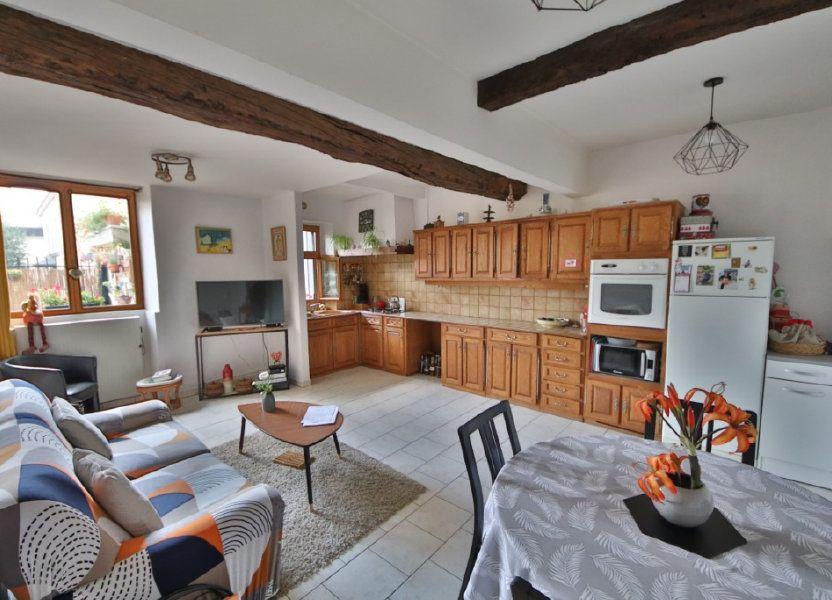 Maison à vendre 71m2 à Château-Thierry