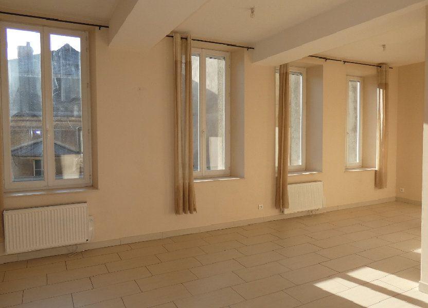 Appartement à louer 57.62m2 à Château-Thierry