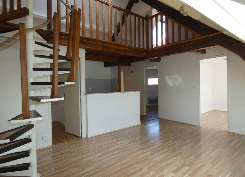 Appartement à louer 72.3m2 à Château-Thierry