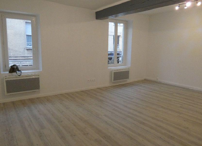 Appartement à louer 60.61m2 à Château-Thierry