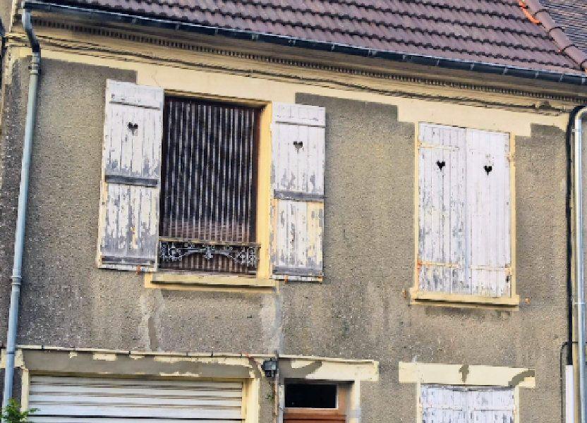 Maison à vendre 80m2 à Montreuil-aux-Lions