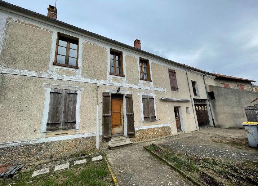 Maison à vendre 105m2 à Beuvardes