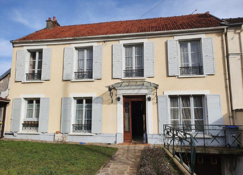 Maison à vendre 129m2 à Essômes-sur-Marne