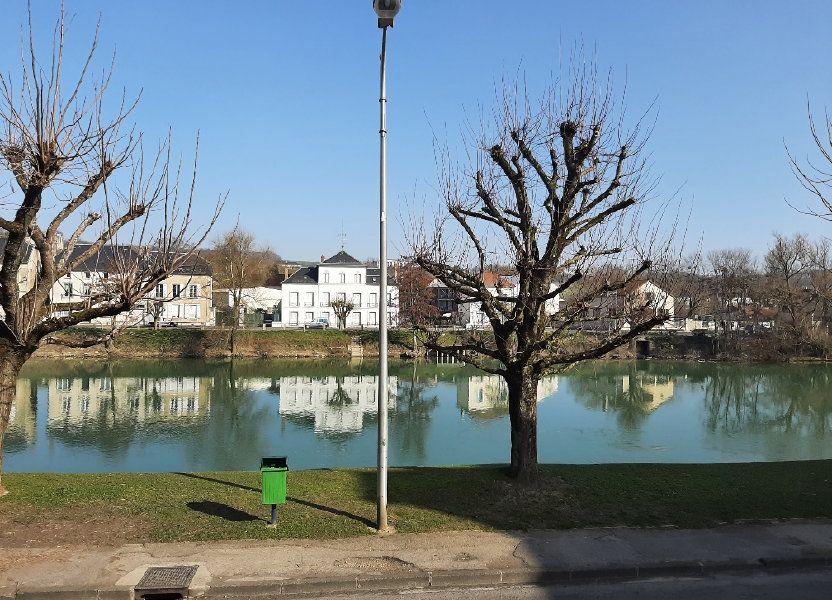 Appartement à vendre 72.64m2 à Château-Thierry