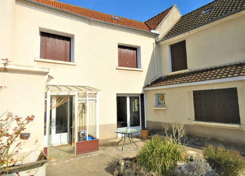 Maison à vendre 161m2 à Chézy-sur-Marne