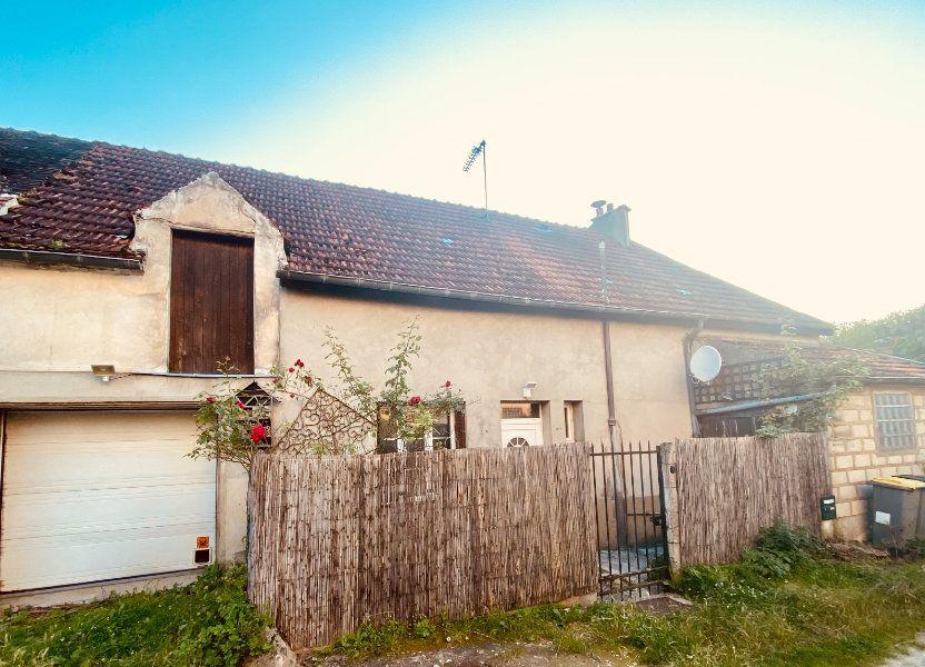 Maison à vendre 60m2 à Montreuil-aux-Lions