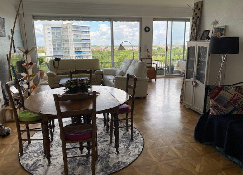 Appartement à vendre 109m2 à La Rochelle