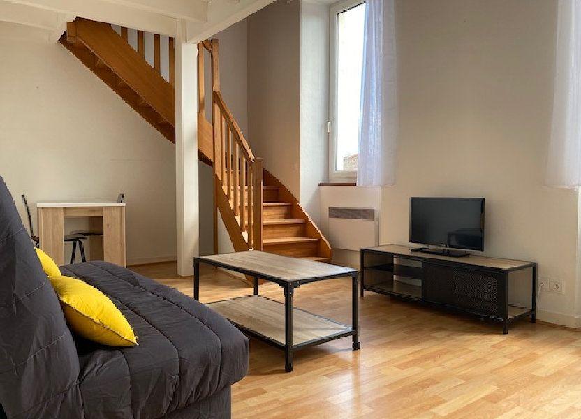 Appartement à louer 33.5m2 à La Rochelle