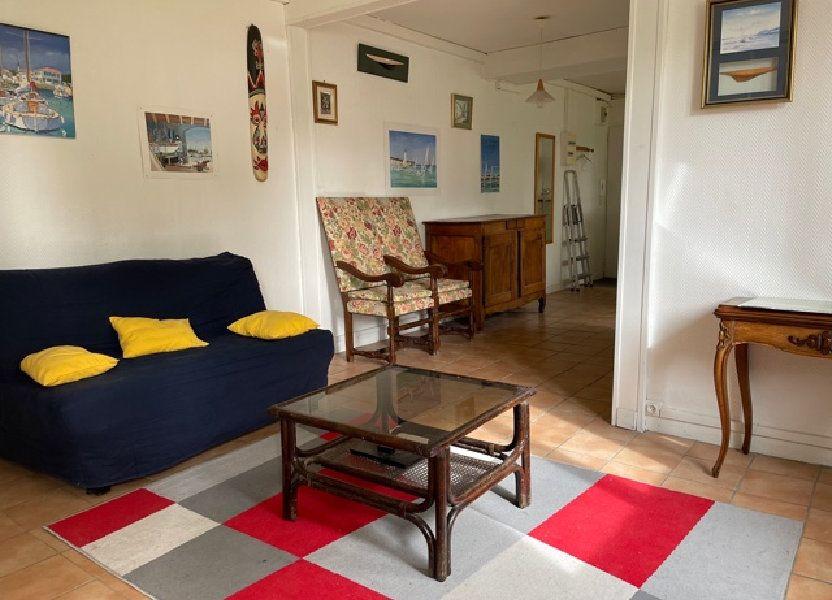 Appartement à vendre 45.89m2 à La Rochelle