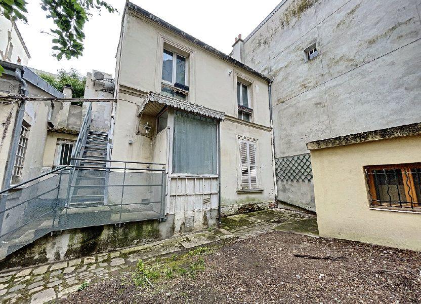 Appartement à vendre 28.15m2 à Paris 14