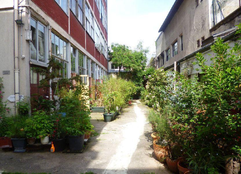 Appartement à louer 11m2 à Paris 14