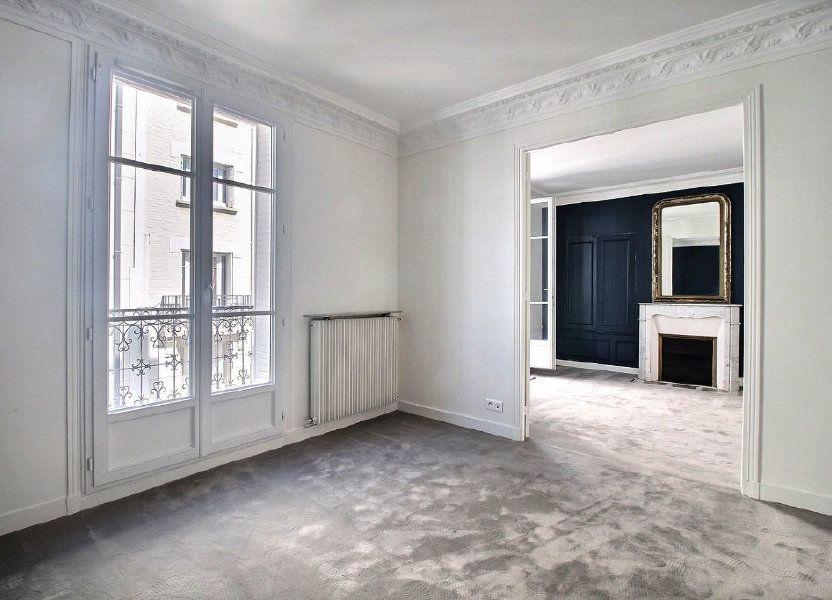 Appartement à louer 66m2 à Paris 14