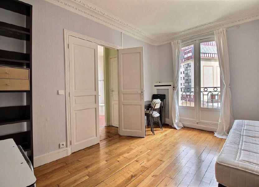 Appartement à louer 39.04m2 à Paris 14