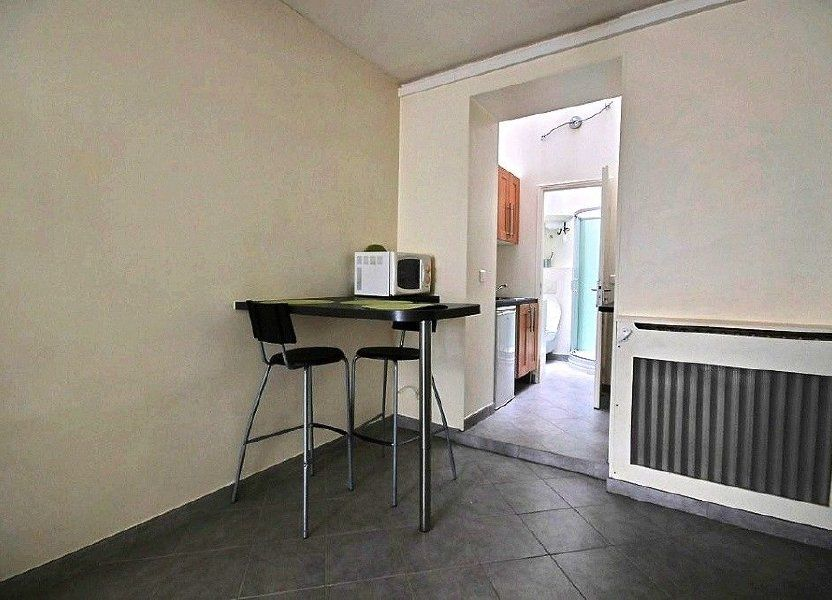Appartement à louer 20.11m2 à Paris 14