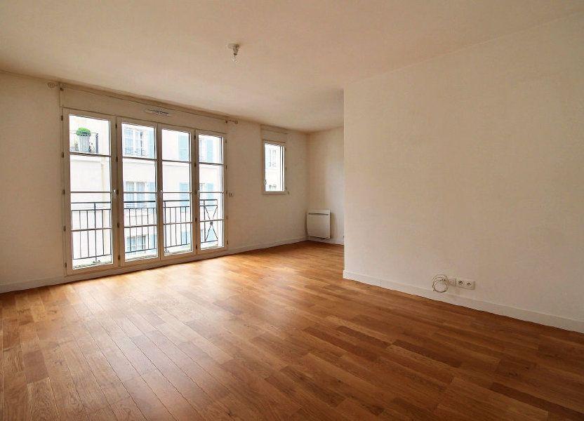 Appartement à louer 63m2 à Vanves