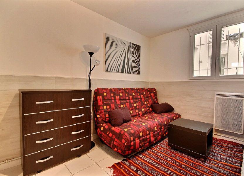 Appartement à louer 17m2 à Gentilly