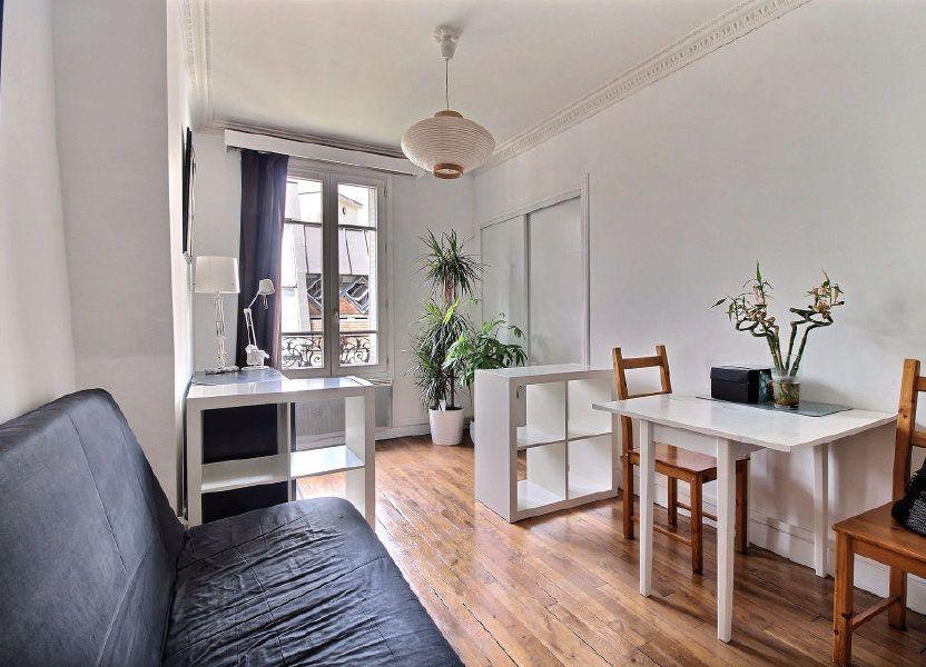 Appartement à louer 31.46m2 à Paris 14