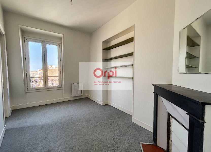 Appartement à louer 37.21m2 à Paris 14
