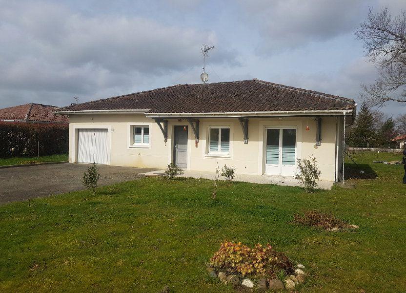 Maison à louer 90m2 à Aire-sur-l'Adour